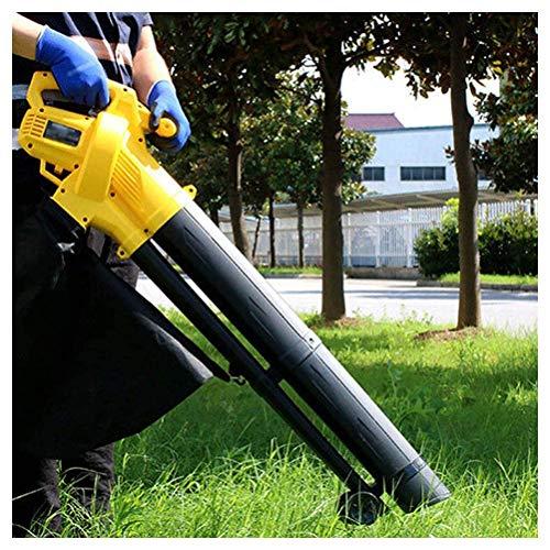 ZWYSL Soplador de Hojas de jardín, Aspirador y trituradora de Alta Potencia de 3000 W, Uso Multiusos for Limpieza de Nieve de Hojas de jardín de césped (Size : 20m Wire)