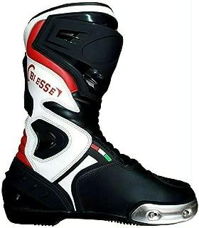 Scarpa Stivale Motociclismo Calzatura Sport Moto BIESSE 40 41 42 43 44 45 46 47