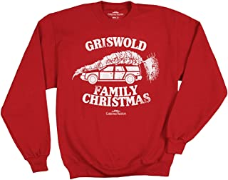 Ripple Junction National Lampoon's Christmas Vacation Griswold Adult Sweatshirt