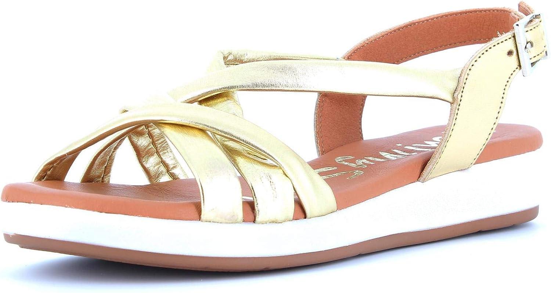 OH  MY SANDALS women's shoes sandals 4219 PLATINUM