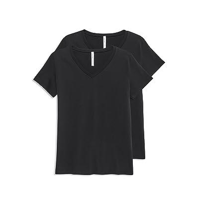 Jockey Cotton T-Shirt V-Neck 2-Pack