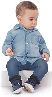 Camisa Jeans Bebê Up Baby