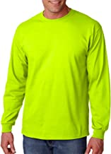 Gildan Men's Ultra Long Sleeve Rib-Knit Cuffs T-Shirt