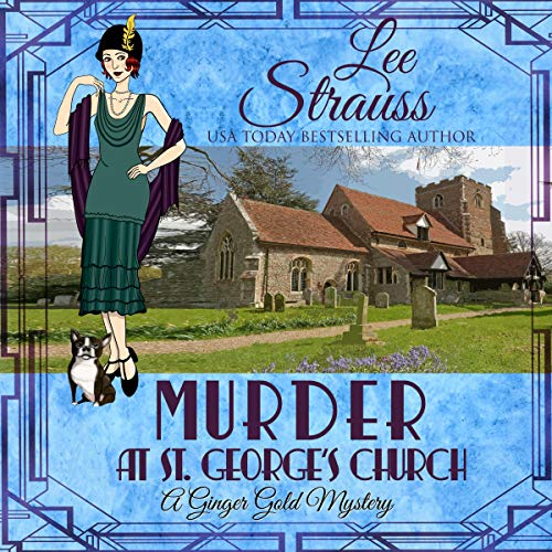 Murder at St. George's Church audiobook cover art