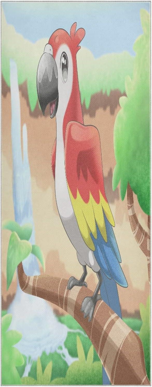 Superior JRDD Venezuelan Tricolor Macaw Yoga Quick Dry Mats Towel Memphis Mall No