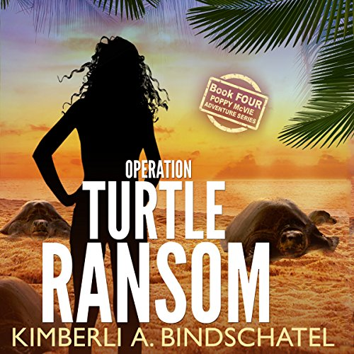 Operation Turtle Ransom audiobook cover art