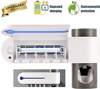 spazzolino USB ricaricabile impermeabile per adulti A Spazzolino elettrico Denti Automatico Ultrasonico Astuto 5 modalit/à Doreleven