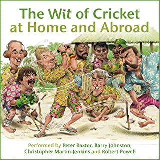The Wit of Cricket at Home and Abroad cover art