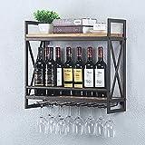 Industrial Wine Racks...image