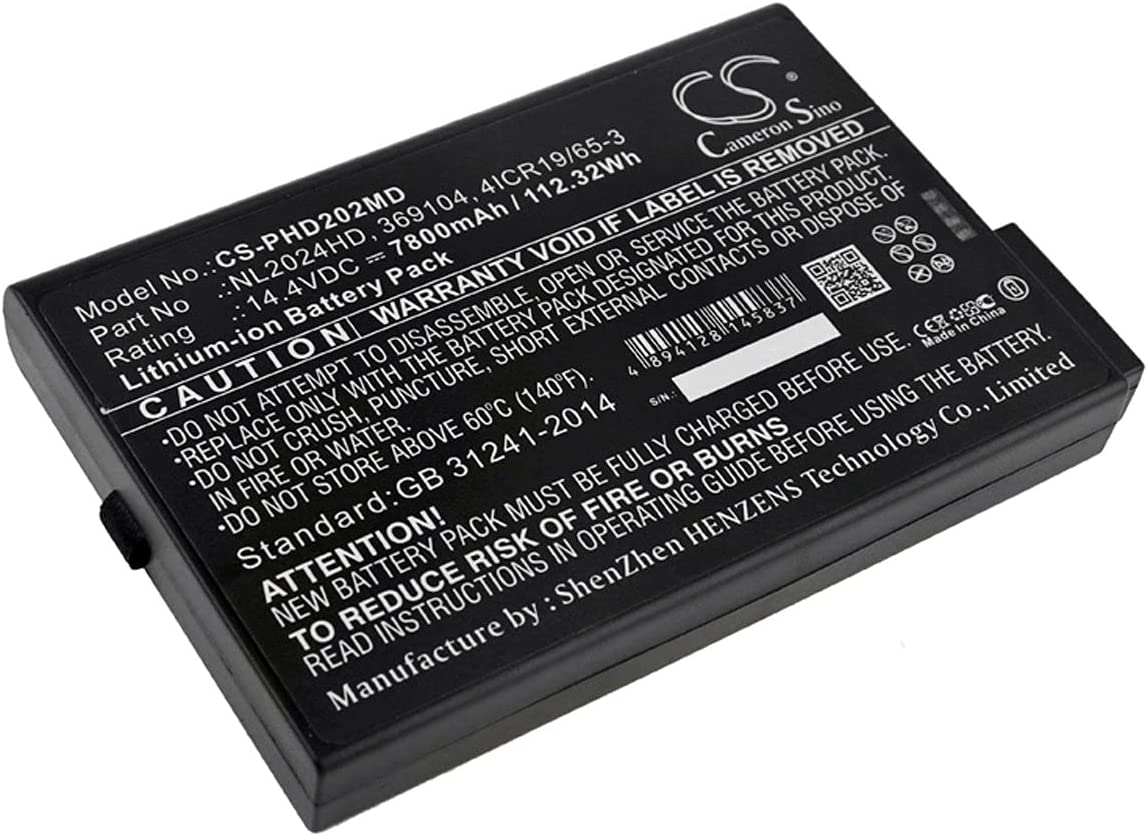 Replacement Nashville-Davidson Mall Bargain sale For Esaote Mylab 30 Precis Battery Gold Technical By