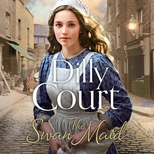 The Swan Maid audiobook cover art