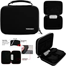 Vangoddy Harlin Protective Cube Carrying Case for Jazz Ultratab Q407 C755 C754 C714 C725, Padpal DC7 7 inch Tablets (Grey Trim)