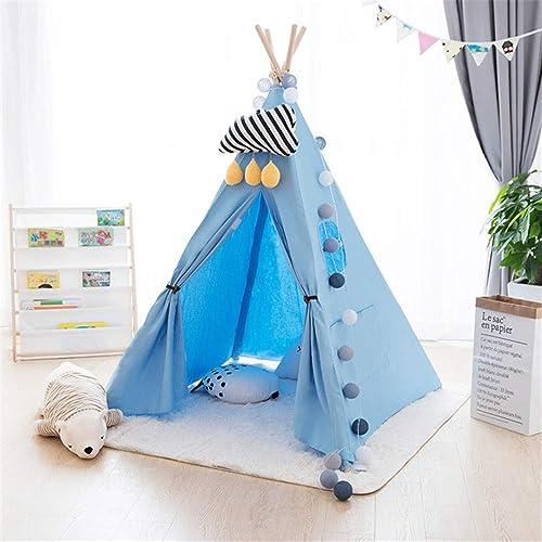 Wyfdm Zelt Fur Kinder Kinderzelt Spielhaus Innen Madchen