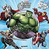 Avengers assemble. Libro puzzle. Ediz. a colori...
