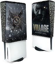 Capa Anti Poeira PS5 Vertical - Resident Evil Village