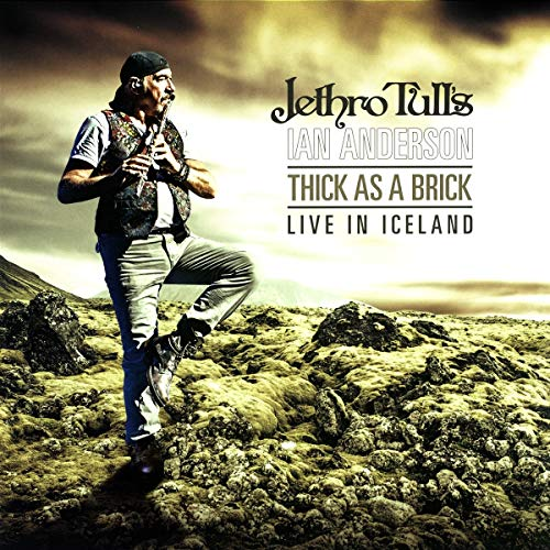 Jethro Tull's Ian Anderson - Thick As A Brick - Live In Iceland [Vinilo]