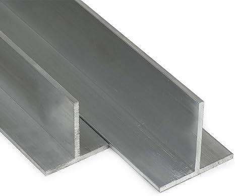 L: 175mm Aluminium Rechteckrohr AW-6060-100x20x2mm auf Zuschnitt 17,5cm