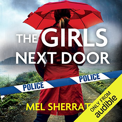 The Girls Next Door audiobook cover art
