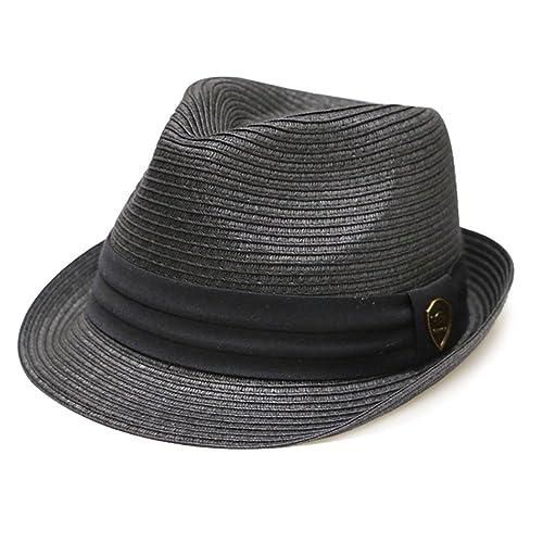 Pamoa Pms510 Dent Trilby Summer Fedora Hat 2 Colors a85dc85a28ff