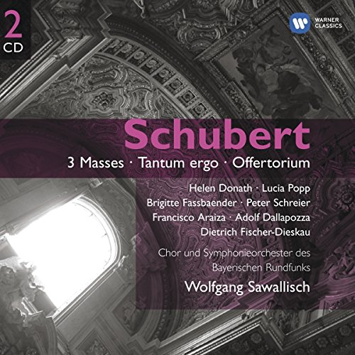 Schubert: 3 Masses . Tantum ergo. Offertorium