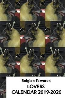 Belgian Tervuren Lovers Calendar 2019-2020
