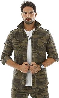 Camisa Camuflada Everlast