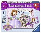 Ravensburger Italy- Disney Sofia la Principessa 2 Puzzle da 24 Pezzi, Multicolore, 9086
