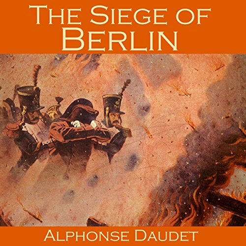 The Siege of Berlin cover art