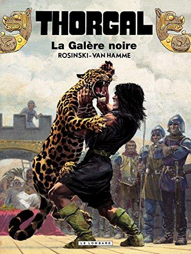 Thorgal - tome 04 La galère noire