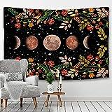 Tapiz de tierra de luna decoración del hogar sala de estar...
