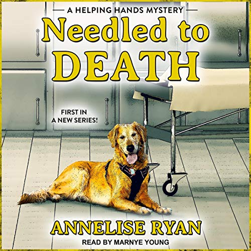 Needled to Death audiobook cover art