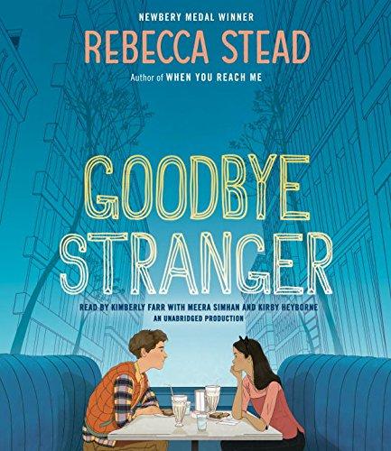 『Goodbye Stranger』のカバーアート