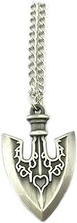 JoJo's Bizarre Adventure Silver Tone Necklace w/Gift Box by Superheroes