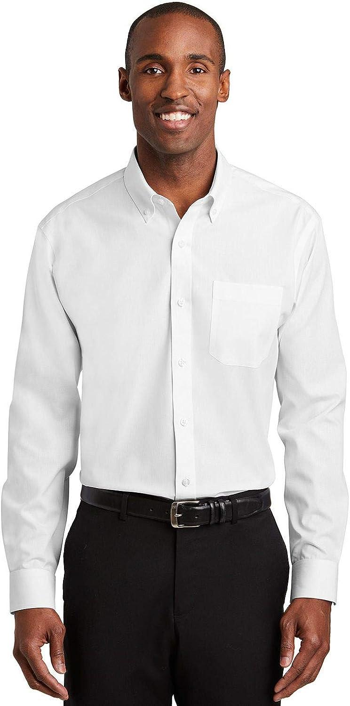 Red House Men's Nailhead Outlet ☆ Free Shipping Non-Iron Shirt [Alternative dealer]