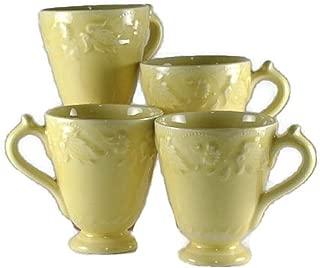 vera bradley yellow pattern