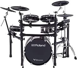 Roland High-performance, Mid-level Electronic V-Drum Set (TD-25KVX) with 12