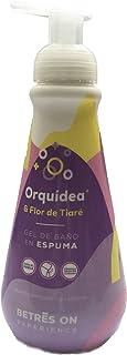 Betres On Gel de Baño en Espuma Orquidea y Flor de Tiaré 575ml.
