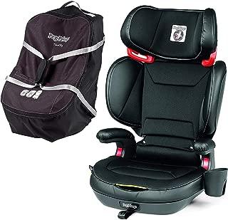 Peg Perego USA Viaggio Shuttle Plus 120, Licorice with Travel Bag Bundle