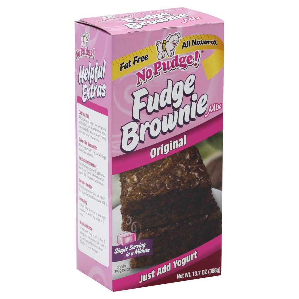 No Pudge Fudge Brownie Mix Original oz. We OFFer at Over item handling cheap prices of 6 13.7 Pack