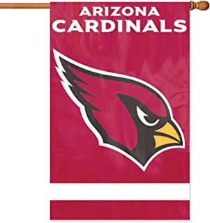 "Party Animal NFL Applique House Banner Flag, 44"" x 28"""