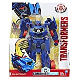 Hasbro Figurine Transformers Robots in Disguise 3 étapes magicos 25,5 X 20 X,...