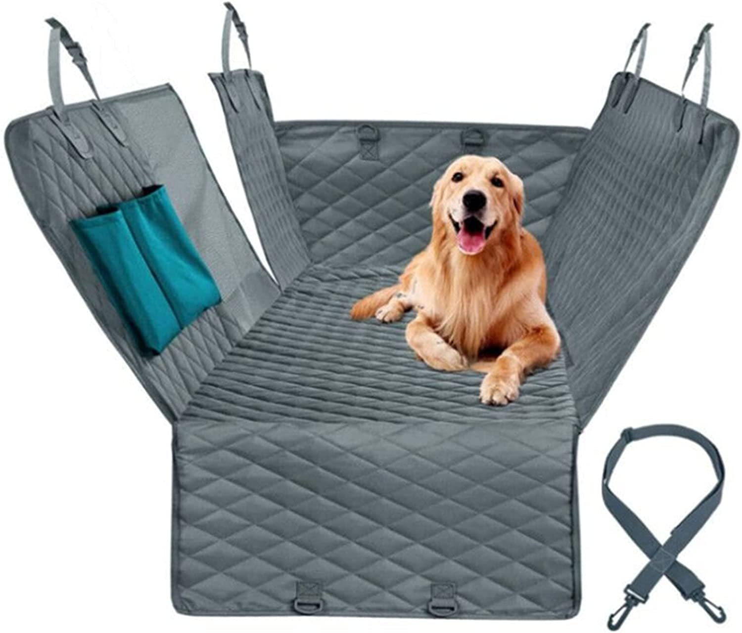 HGDR Pet Car Mat Nashville-Davidson Mall Dog Free shipping anywhere in the nation Seat Mesh Rear with Window Cover