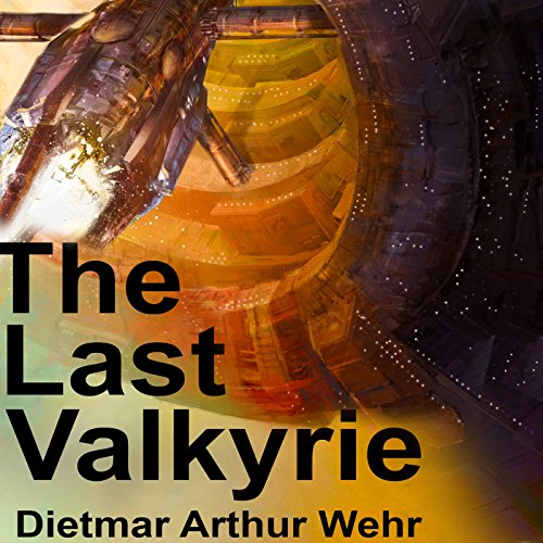 The Last Valkyrie audiobook cover art