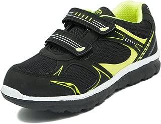 Asian shoes JUNIOR-13 Black Parrot Green Mesh Kids Shoes