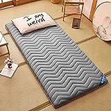 Colchones Colchón de Suelo japonés Tatami, colchón de futón Enrollable, colchón de Dormir para niños para el Suelo, colchoneta de Tatami Plegable para Dormir, cojín de colchón para Dormitorio de
