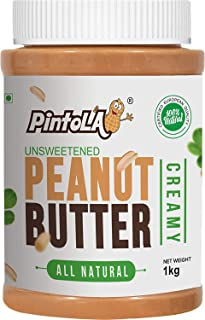 Pintola All Natural Creamy Peanut Butter, 1kg