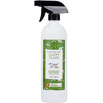 Amazon Com Beekman 1802 Happy Place Waterless Dog Wash Sweet
