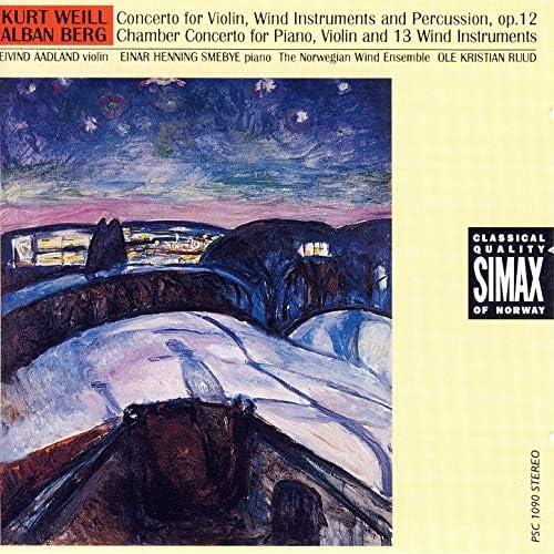 Eivind Aadland, Einar Henning Smebye & The Norwegian Wind Ensemble