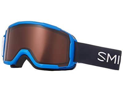 Smith Optics Daredevil Goggle (Youth Fit) (Blue Strike Frame/RC36 Lens) Goggles