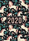 Agenda semana vista 2020: Del 1 de enero de 2020 al 31 de diciembre de 2020: Diario,...